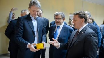 Глава Минсельхоза в Воронеже: «Наша мечта – заместить импортные продукты к 2020 году»