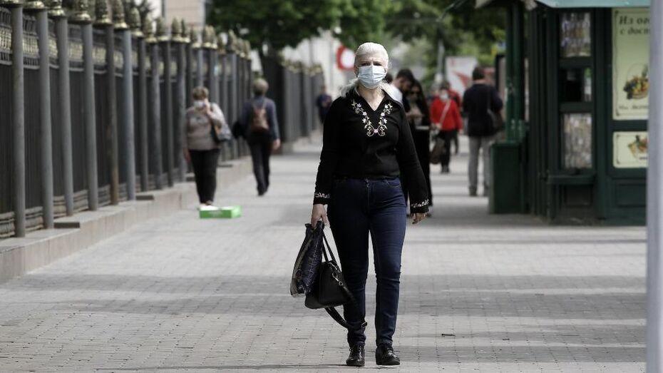 Вторая волна коронавируса испугала более 60% опрошенных воронежцев