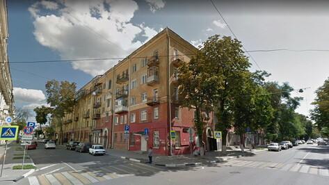 Ремонт фасадов жилого дома рядом с «Орленком» в Воронеже оценили в 13 млн рублей