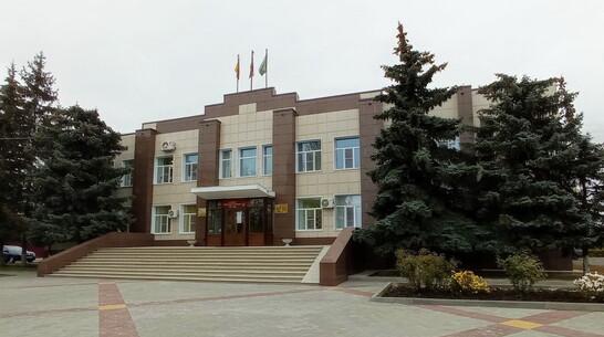 В Воробьевском районе 5 семей получили сертификаты на улучшение жилищных условий