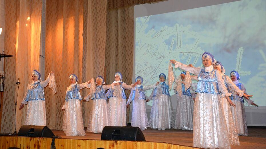 В Поворино назвали лауреатов конкурса «Поет душа, живет Россия»