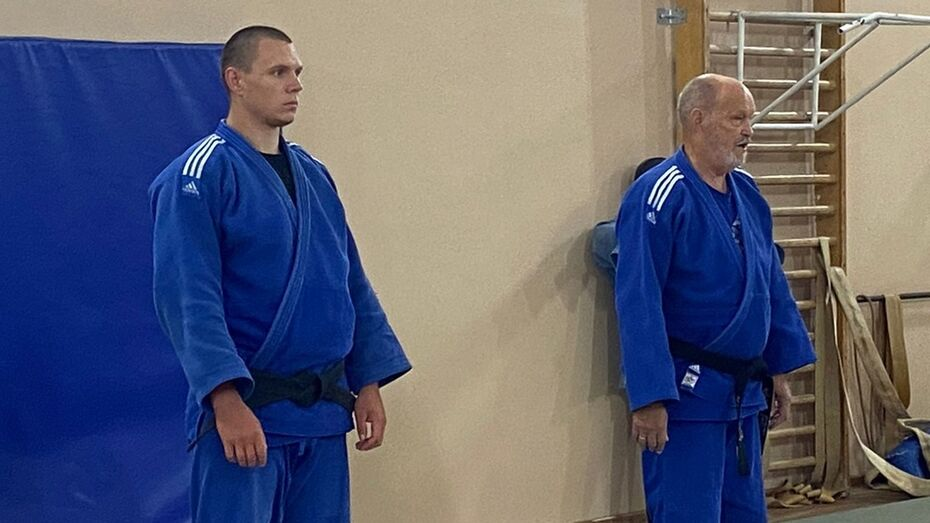 Уроженец Поворино взял «бронзу» Всероссийского турнира по дзюдо