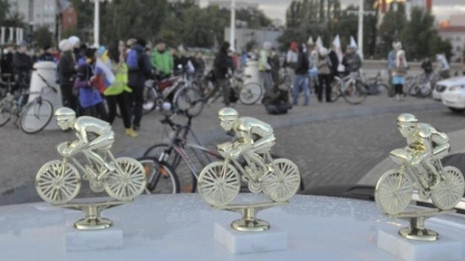 «ВелоВоронеж» стал номинантом на «Золотую педаль»