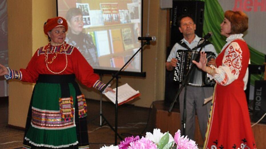 Репьевские  работники культуры победили в областном конкурсе