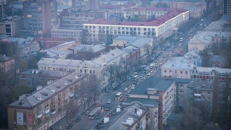 Создатель «Стрелки» представил дизайн-регламент Воронежа