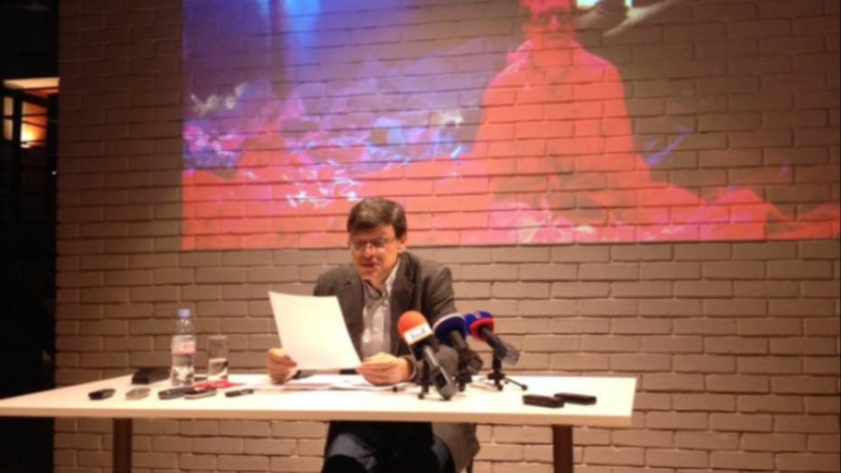 Михаил Бычков о Платоновфесте: «Надеемся на поддержку воронежской публики»