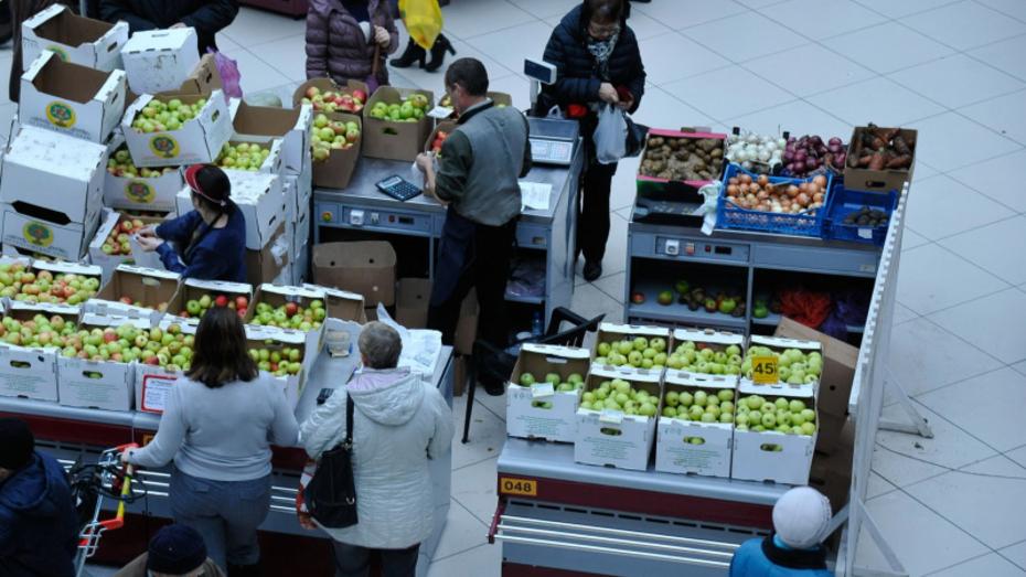 Уровень инфляции в Воронежской области в 2020 году прогнозируется самым низким за 30 лет