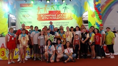 Маленькие воронежцы привезли со Всемирных игр победителей шесть медалей
