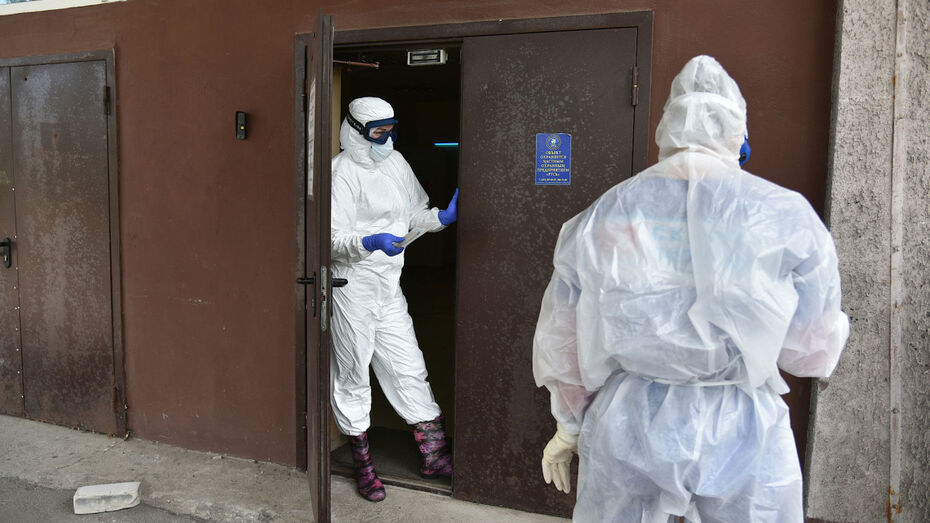 Коронавирусом заразились еще 98 жителей Воронежской области