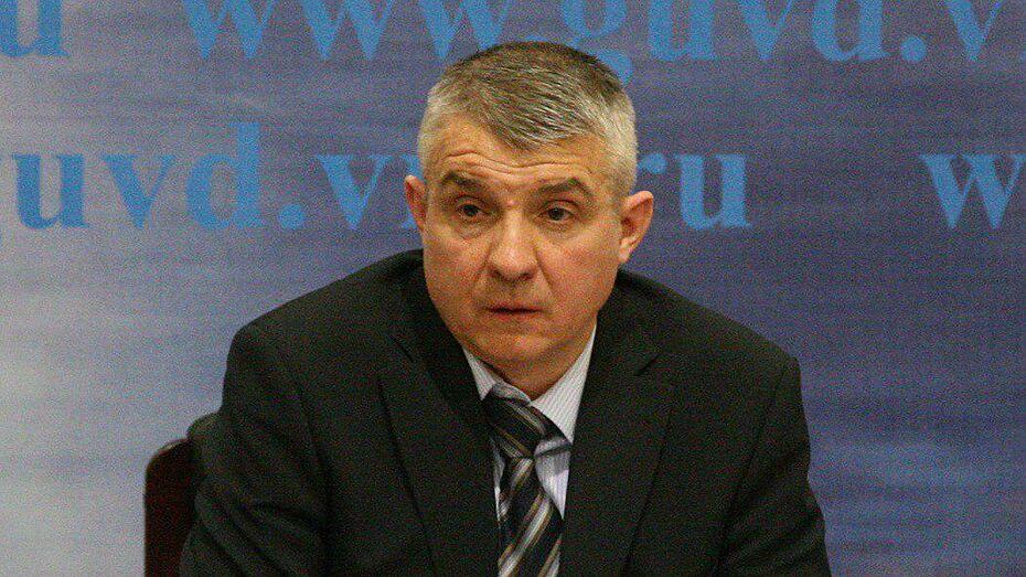 Владимир Путин уволил замначальника ГУ МВД по Воронежской области