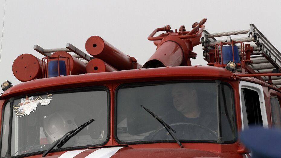 В Воронеже мужчина погиб на пожаре из-за непотушенной сигареты