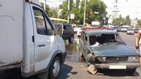 На дорогах Воронежской области вчера были ранены 22 человека