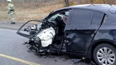 Липецкая автоледи погибла под Воронежем