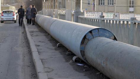 Ремонтом путепровода на улице Ленина в Воронеже займутся после виадука