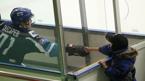 Хоккеисты «Россоши» дважды обыграли «Молнию»