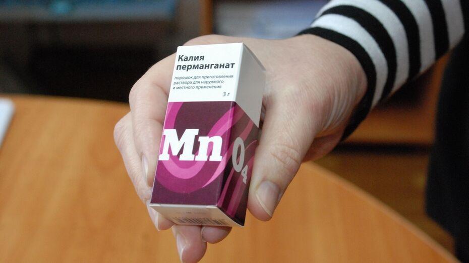 Кантемировские садоводы столкнулись с дефицитом марганцовки