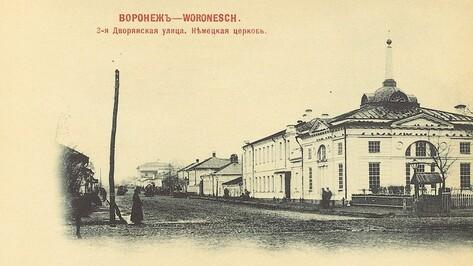 Крестьяне, врачи и губернаторы. Как немцы повлияли на развитие Воронежского края