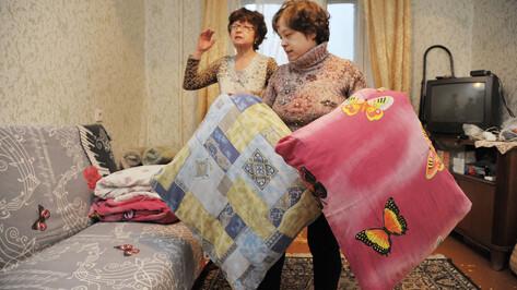 «Все равно вернемся в Воронеж». Как живут мать и дочь Гонюковы