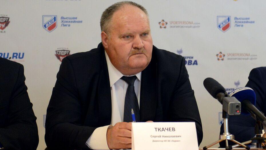 Директор воронежского «Бурана» предложил на должность тренера Сергея Карого