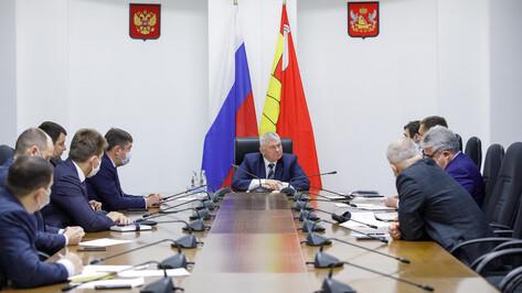 Депутаты облдумы обсудили развитие воронежских дорог и транспорта
