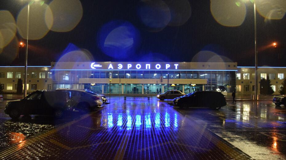 В воронежском аэропорту объяснили выбор имени Петра I