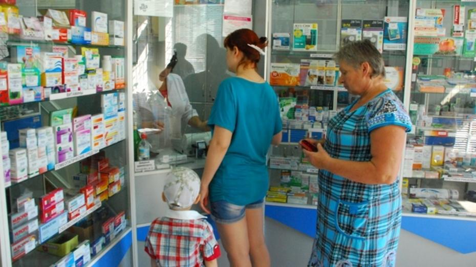 В кантемировских аптеках вырос спрос на аспирин и активированный уголь