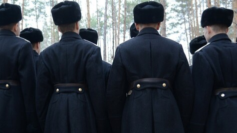Кадетский корпус под Воронежем возобновил работу