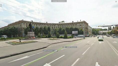 В День памяти и скорби частично перекроют улицу Кольцовскую в Воронеже