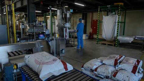 В Воронеже запустили производство кормовых добавок для животных