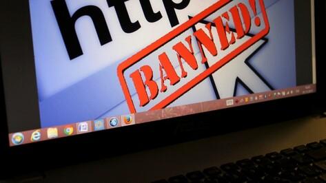 Прокуратура потребовала закрыть сайты о торговле алкоголем в Воронеже