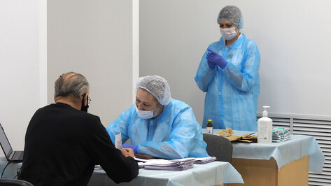 Пункт вакцинации от COVID-19 закрылся в воронежском ТРЦ «Галерея Чижова»