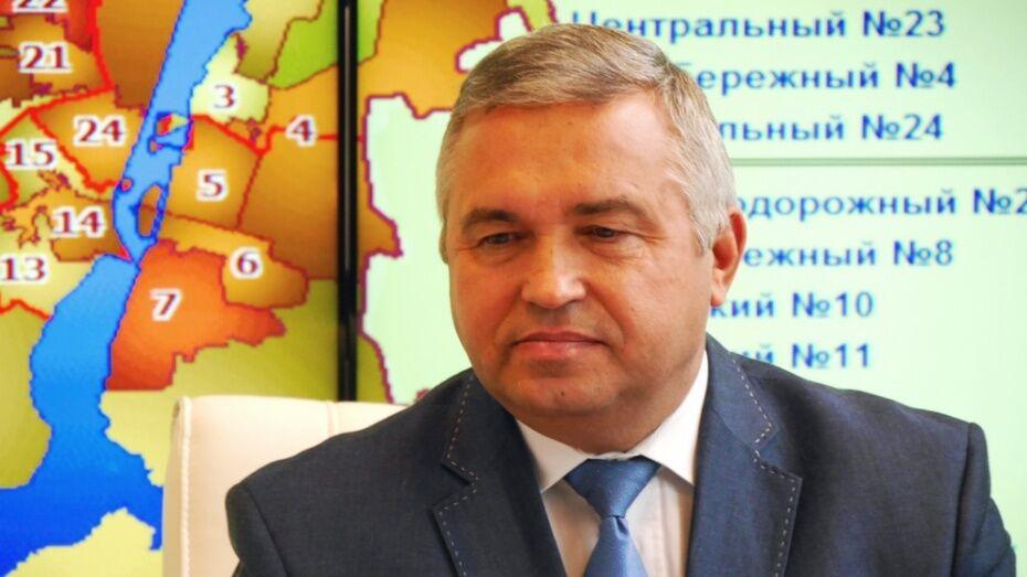 Владимир Селянин объявил об уходе из воронежского облизбиркома