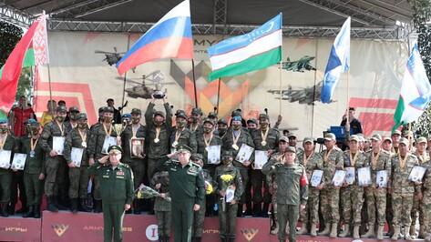 Россия победила в конкурсе мастеров автобронетанковой техники на АрМИ-2021 под Воронежем