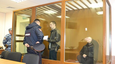 Под Воронежем прошли заседания облсуда по делу о двойном убийстве из-за машин