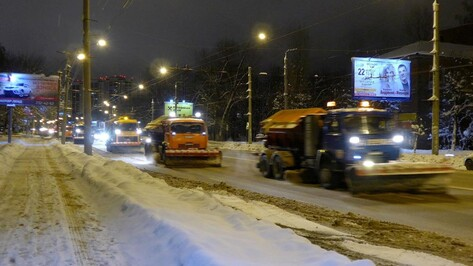 В Воронеже на ночь перекроют участок улицы Чернышевского