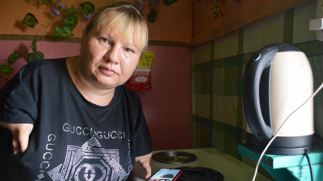 Такая же, как все. Воронежская женщина с «особенными» руками – о своей жизни и любви