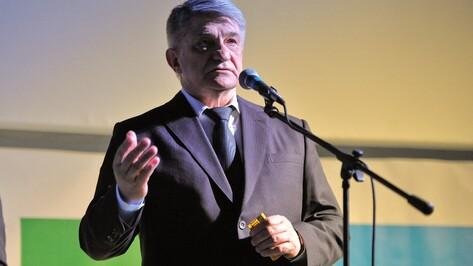 Воронежский губернатор вручил Александру Сокурову Платоновскую премию