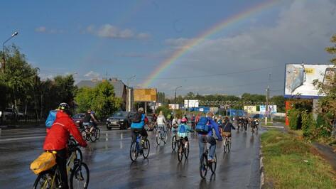 Воронежцы прокатятся на велосипедах против наркотиков