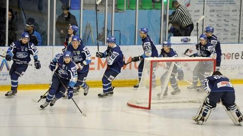 Хоккеисты «Россоши» крупно проиграли во 2 матче финала МХЛ