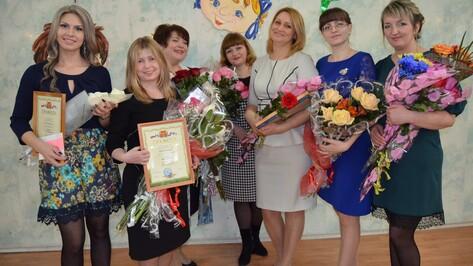 Лучшим педагогом Семилукского района стала учитель русского языка и литературы