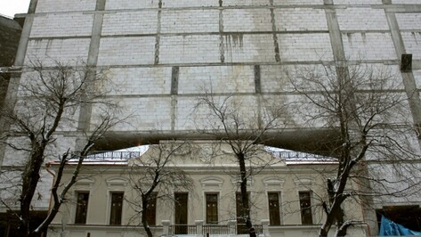 Воронежские депутаты предложат Госдуме запретить стройки на месте разрушенных памятников