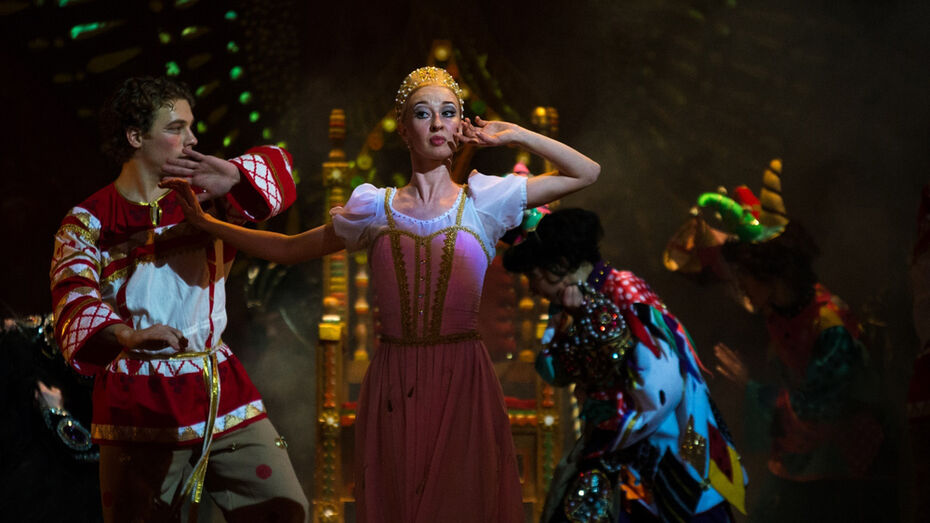 Воронежской балерине присвоили звание «Заслуженная артистка РФ»