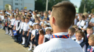 Власти опровергли слухи о дистанционном обучении в Воронеже с 1 сентября