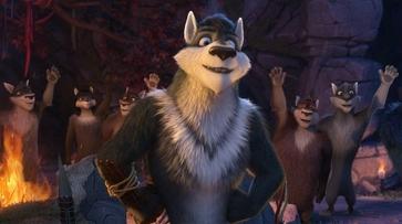 Зрители воронежского мультфильма «Волки и овцы» ощутят брызги и ветер