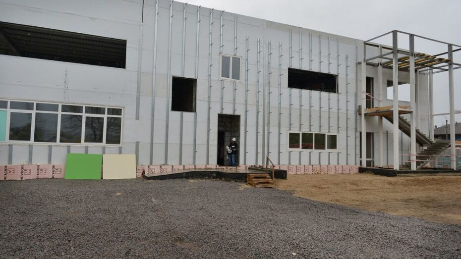 Воронежские власти создадут в Борисоглебске комплекс дошкольного образования