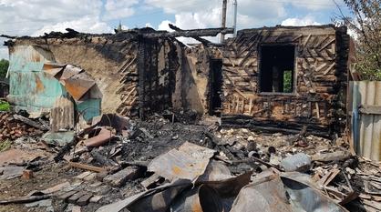 Пожилые супруги задохнулись в дыму на пожаре в Воронежской области
