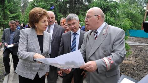 В Воронежской области разработают план развития детских здравниц