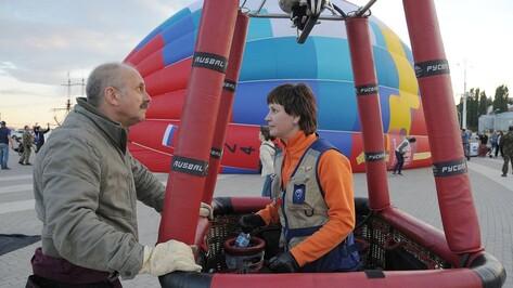 Московский пилот захватил лидерство в кубке Черноземья по воздухоплаванию в Воронеже