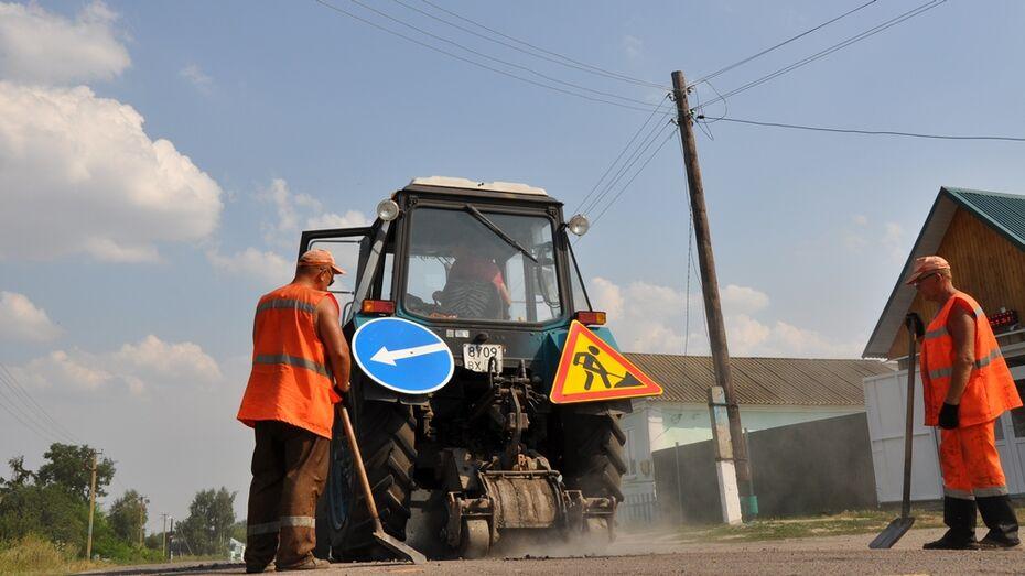 На ремонт дорог в Павловском районе выделили 50 млн рублей