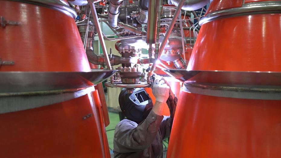 В Воронеже начались экспериментальные работы с двигателем для новой ракеты «Союз-5»